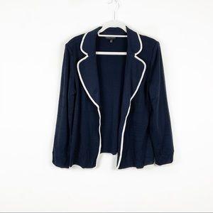 Ming Wang Blazer Jacket